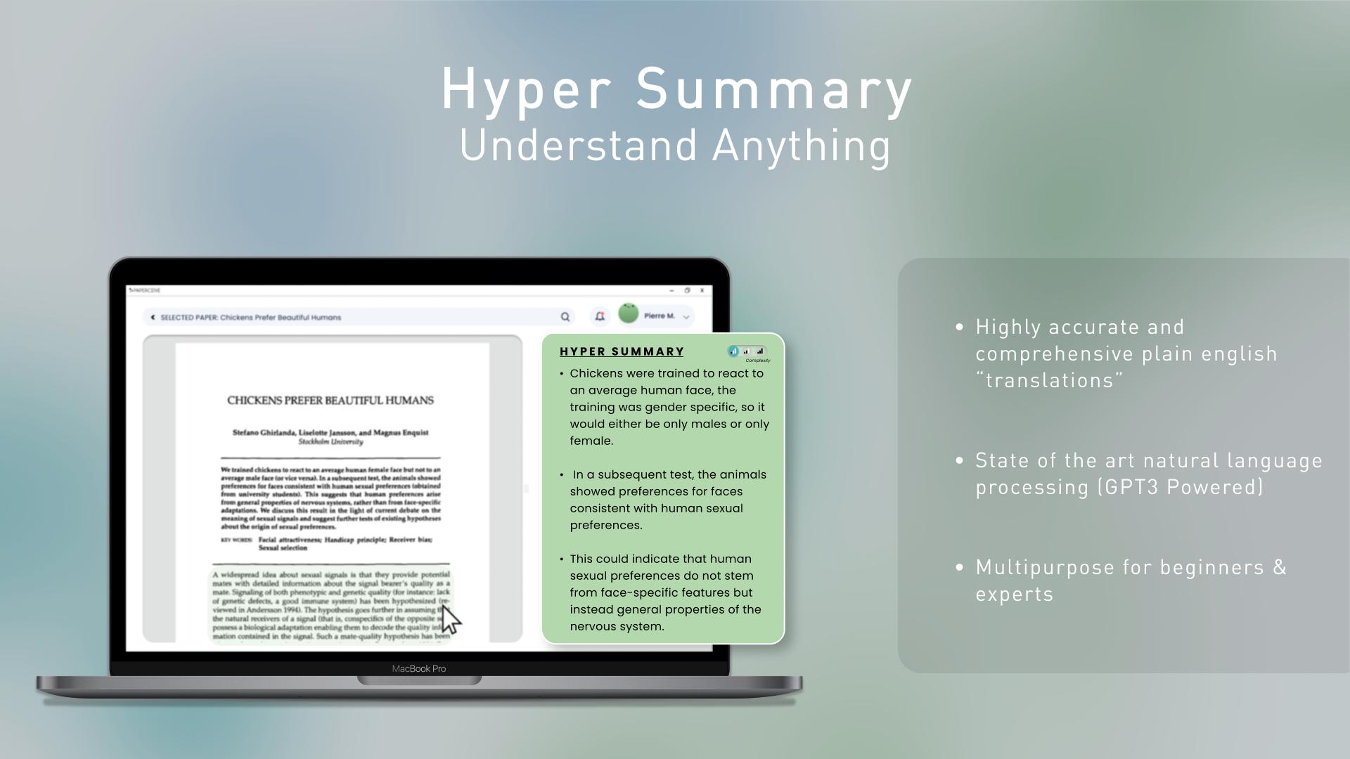 Hyper Summary