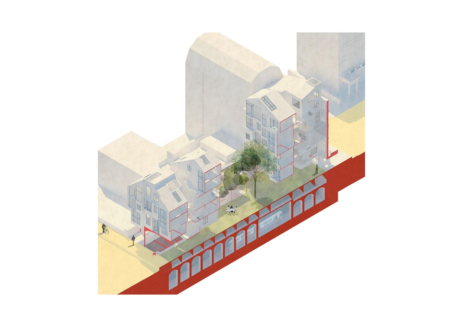 Overall design scheme