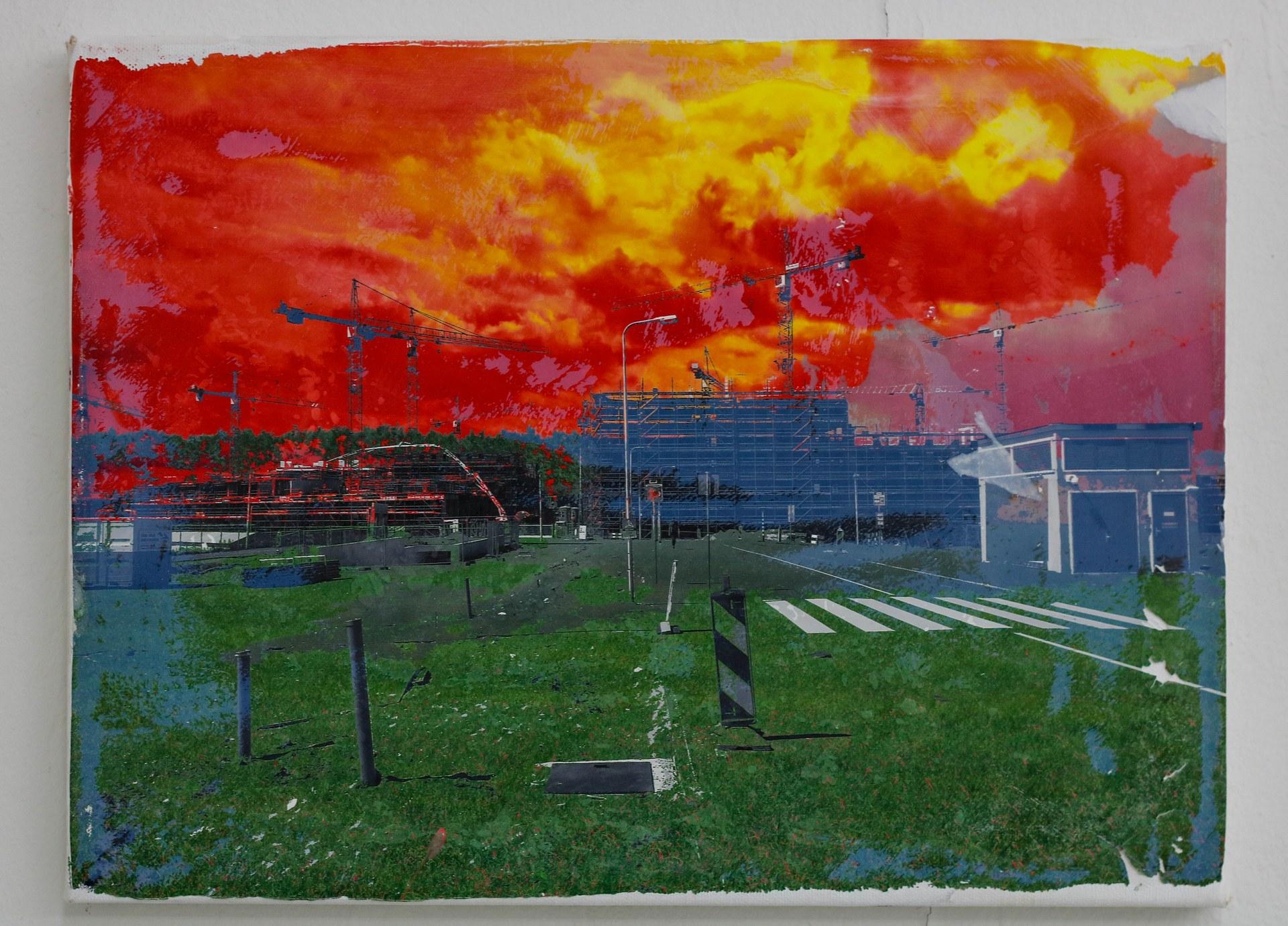Fred Robeson; Rebuilding Utrecht