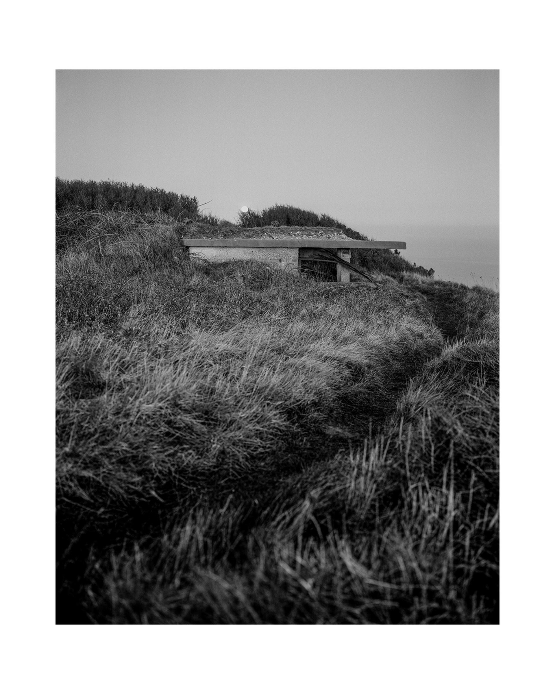 A Bunker in Aycliffs ↑