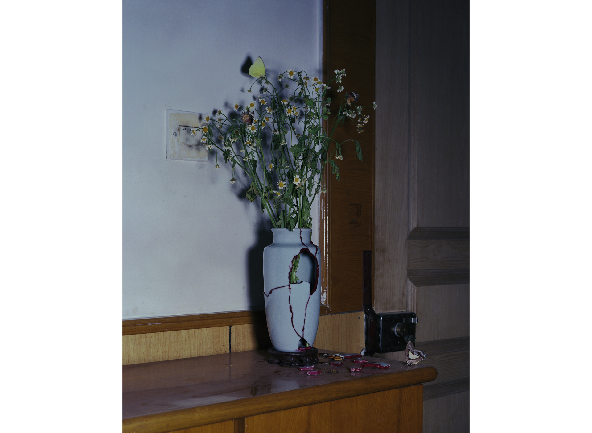 """The broken vase(China),2020"""