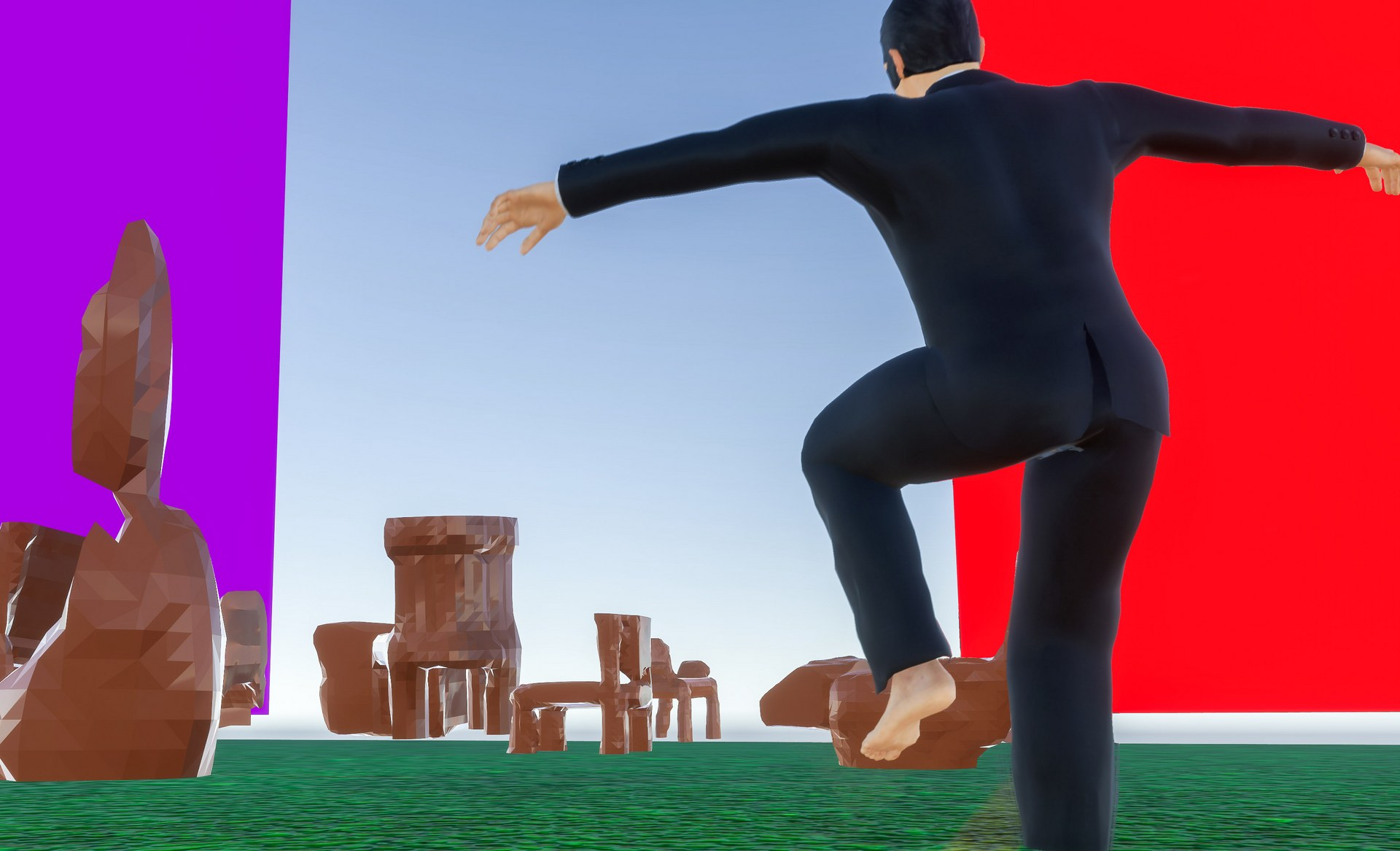 VR view from 7 Ways of emptying myself (Still)