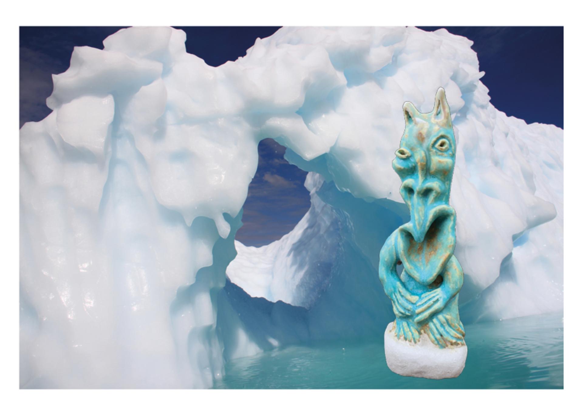 Iceberg mystery