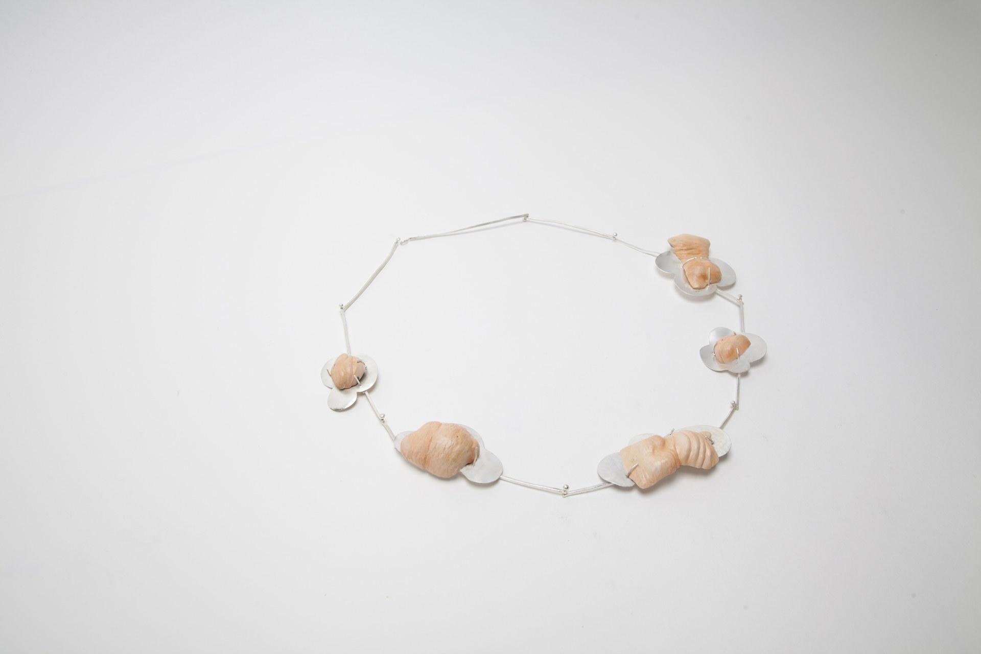 Flesh Necklace, 2021