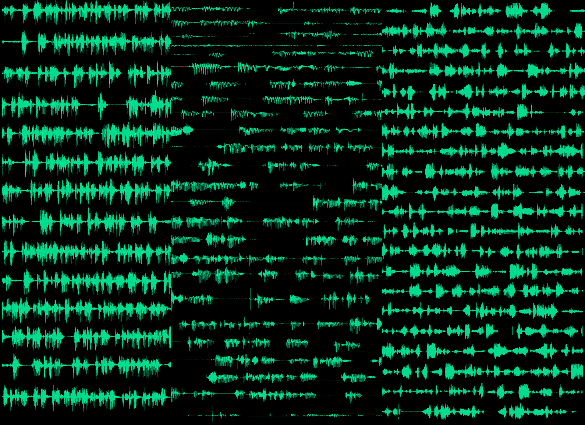 Soundwaves of HOMETOWN