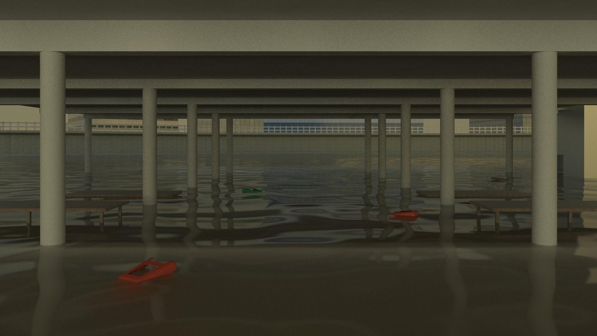 The Ground Floor as a Flood Plain
