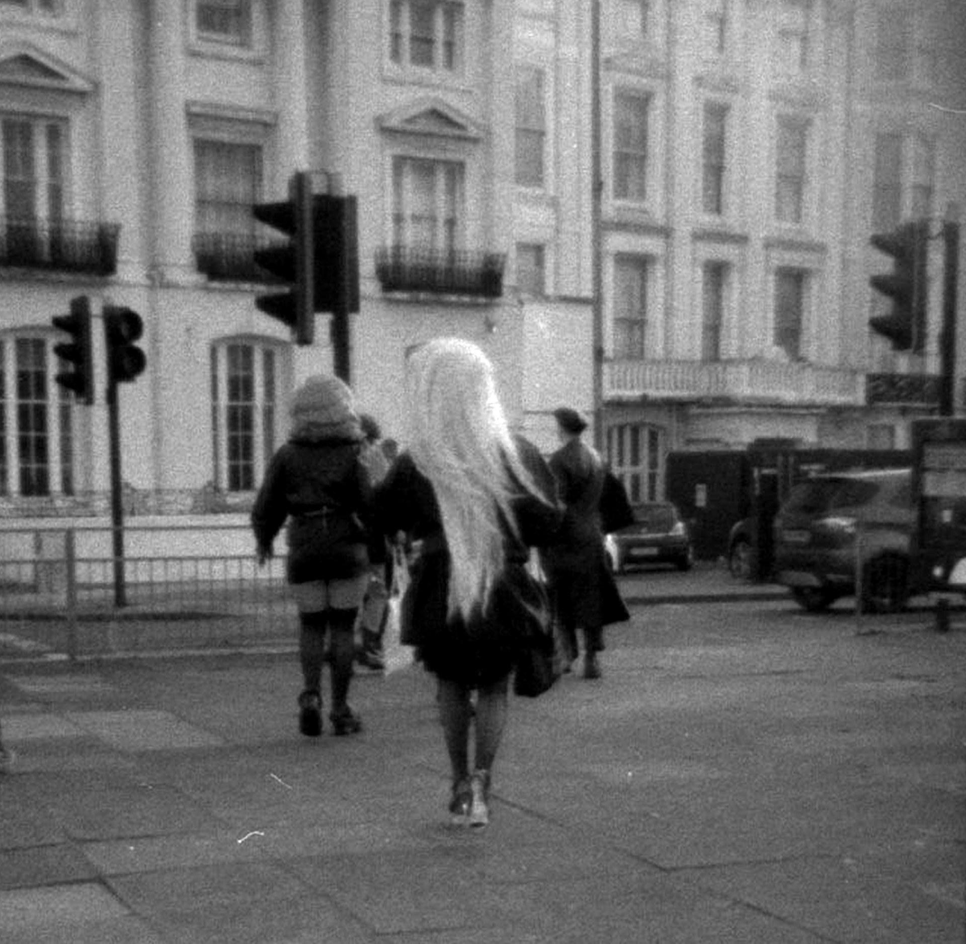 Queens Walking