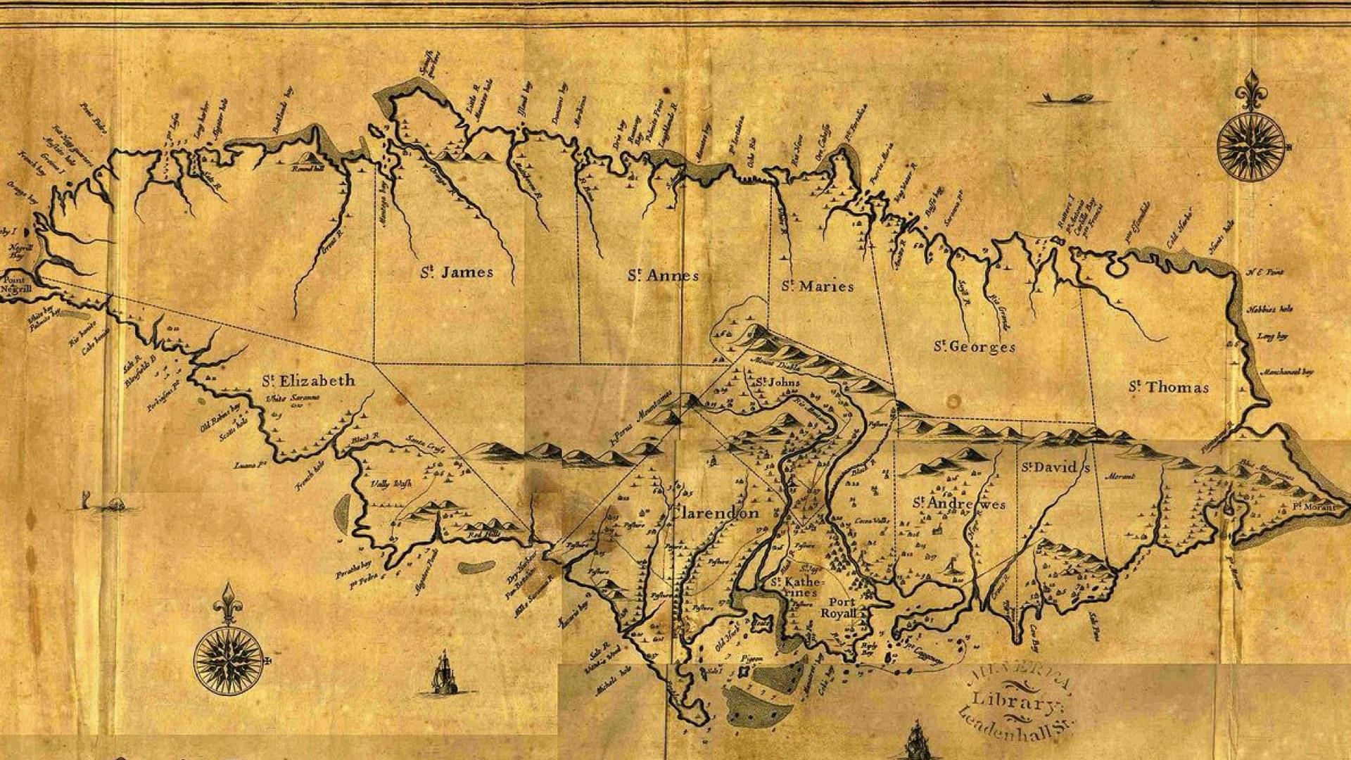 Jamaica, 18th Century