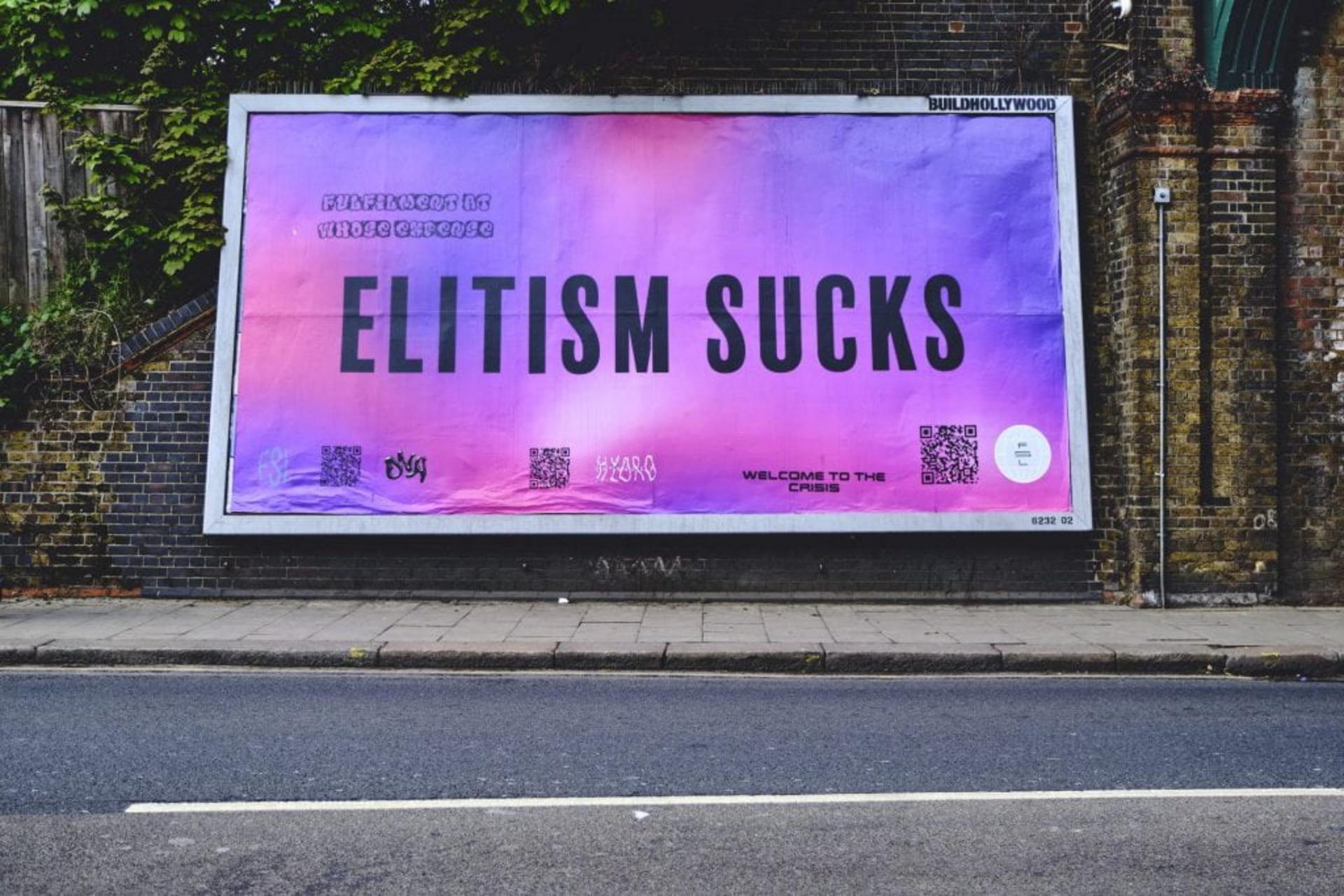 D.N.A., Elitism Sucks, 2021