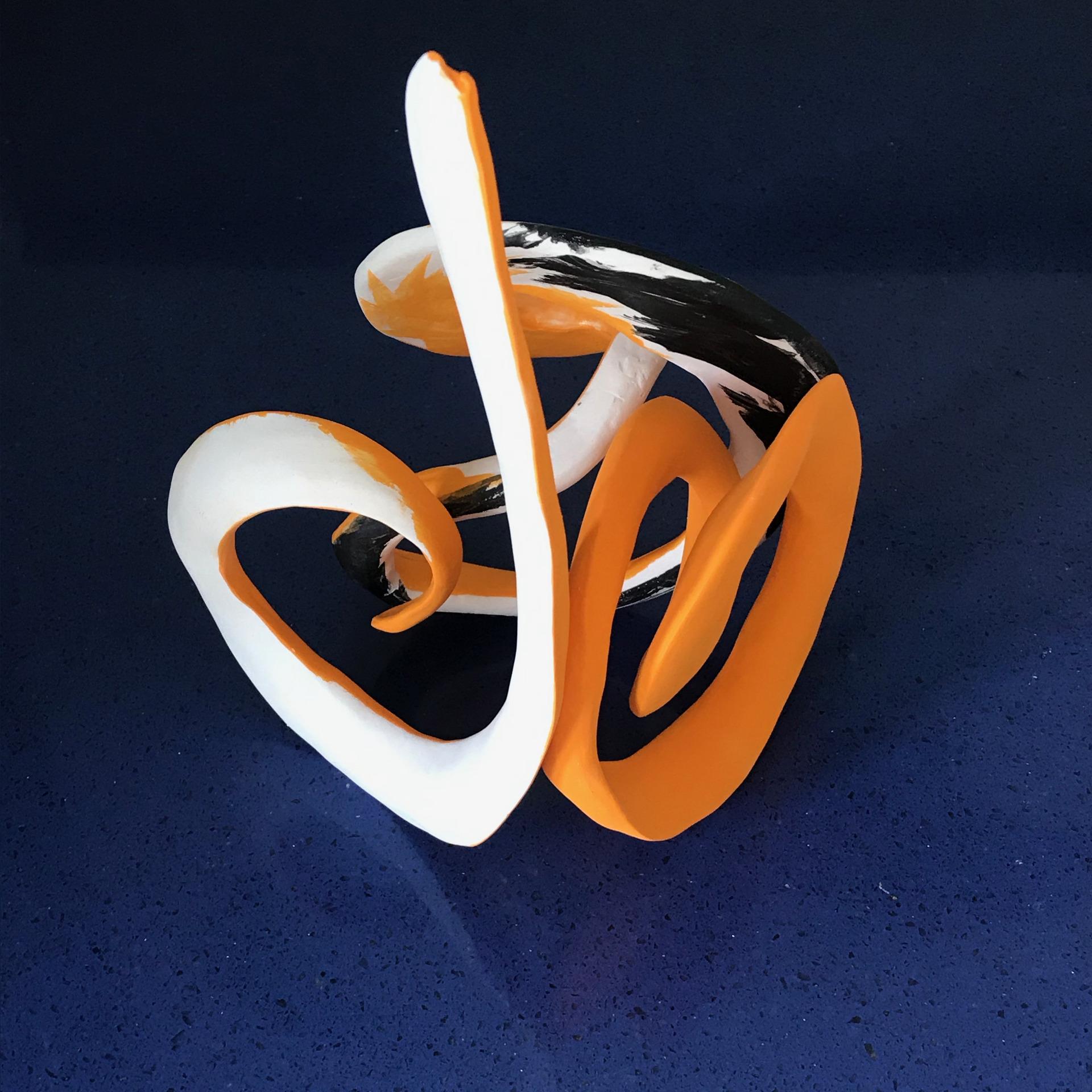'Orange Twist small'