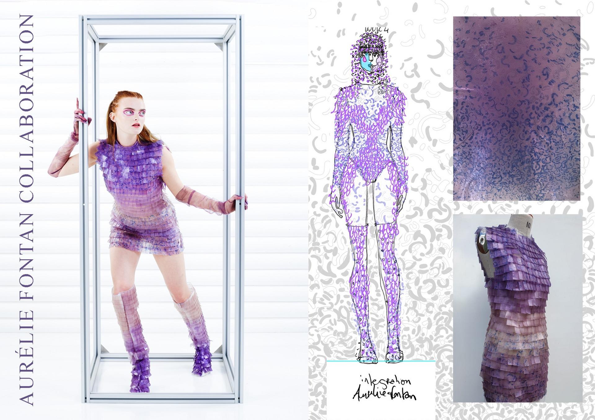 Aurélie Fontan Collaboration