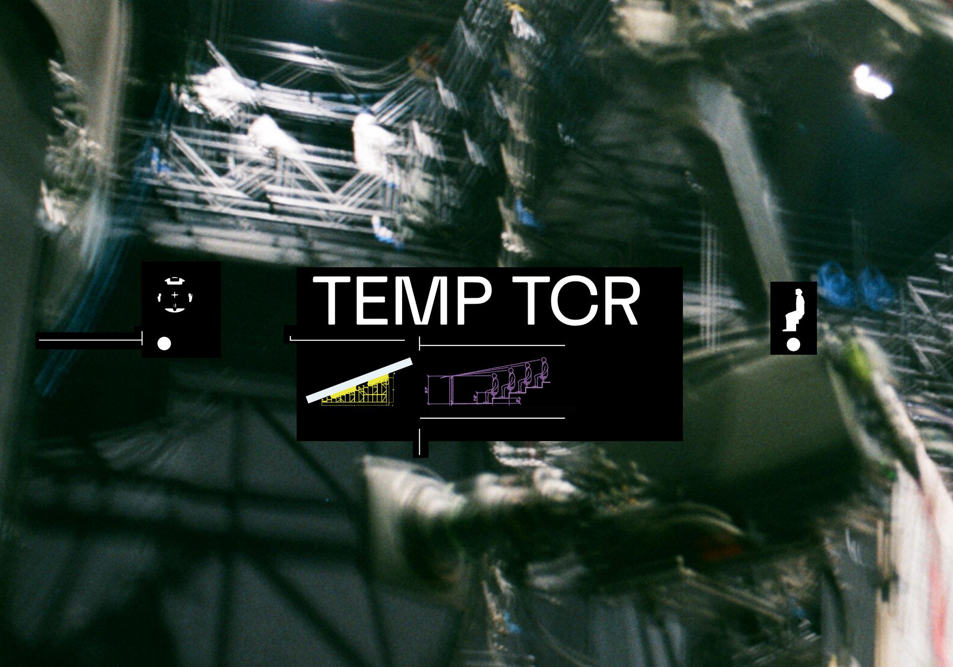 TEMP TCR Visual Identity