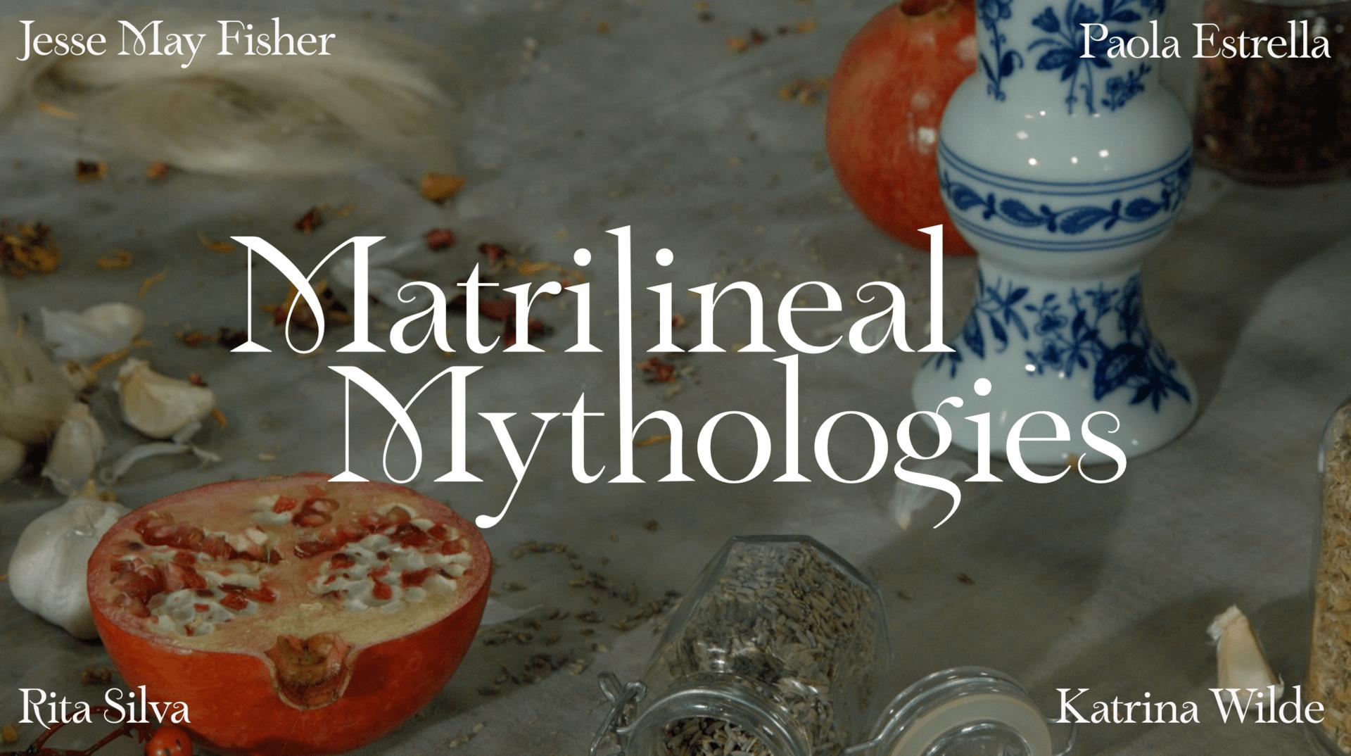 Matrilineal Mythologies