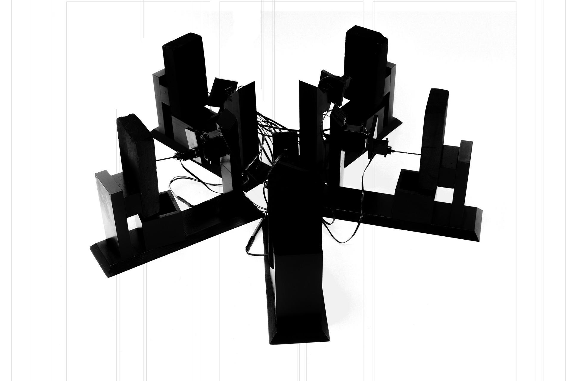 Robotic Shrines