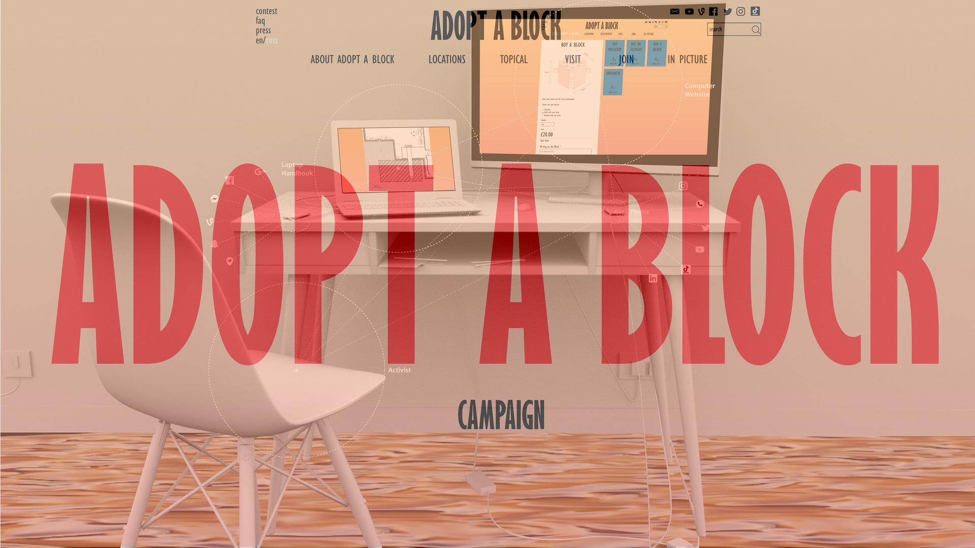 ADOPT A BLOCK CAMPAIGN