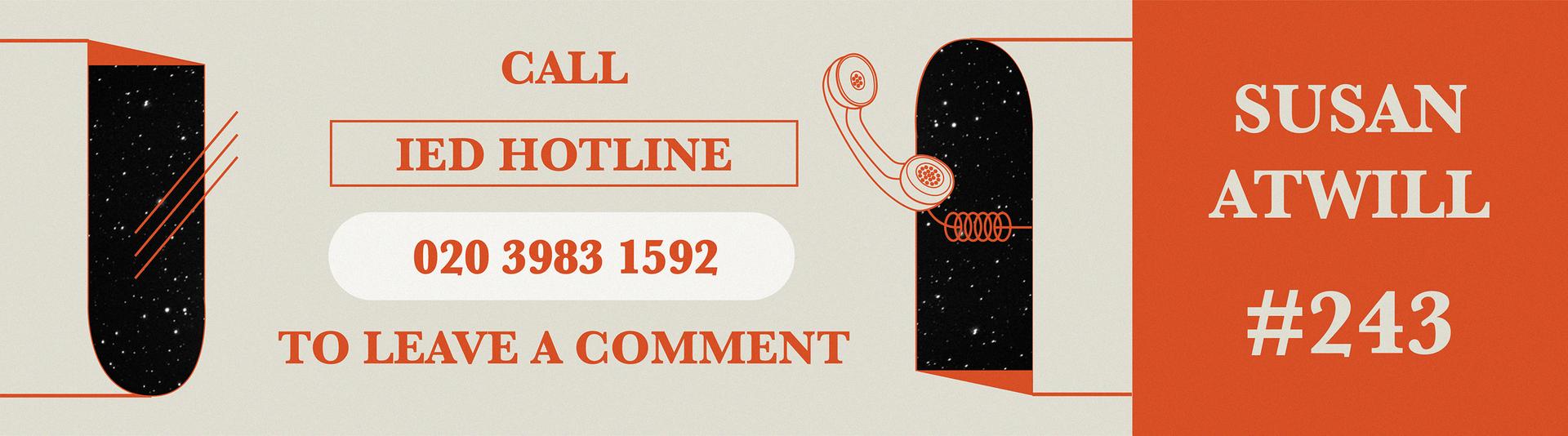 Dial 020 3983 1592
