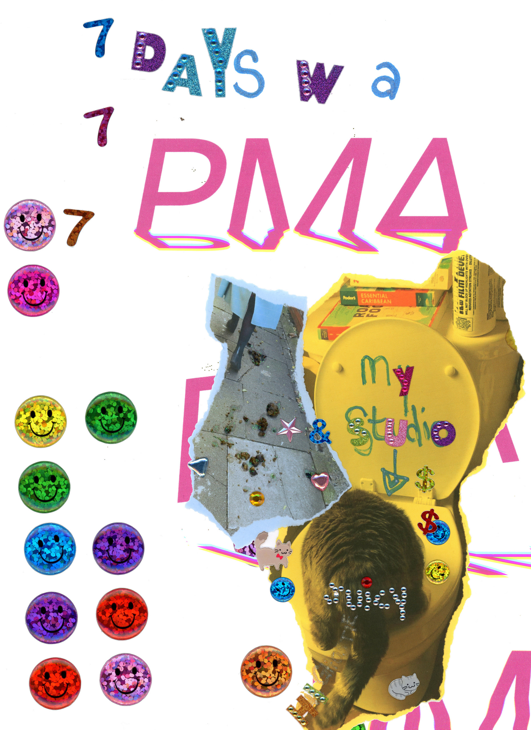 (7 Days w a) PMA