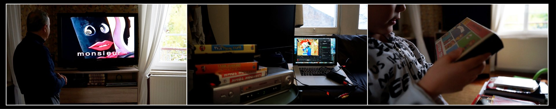 MINI STUDIO - research footage - stills