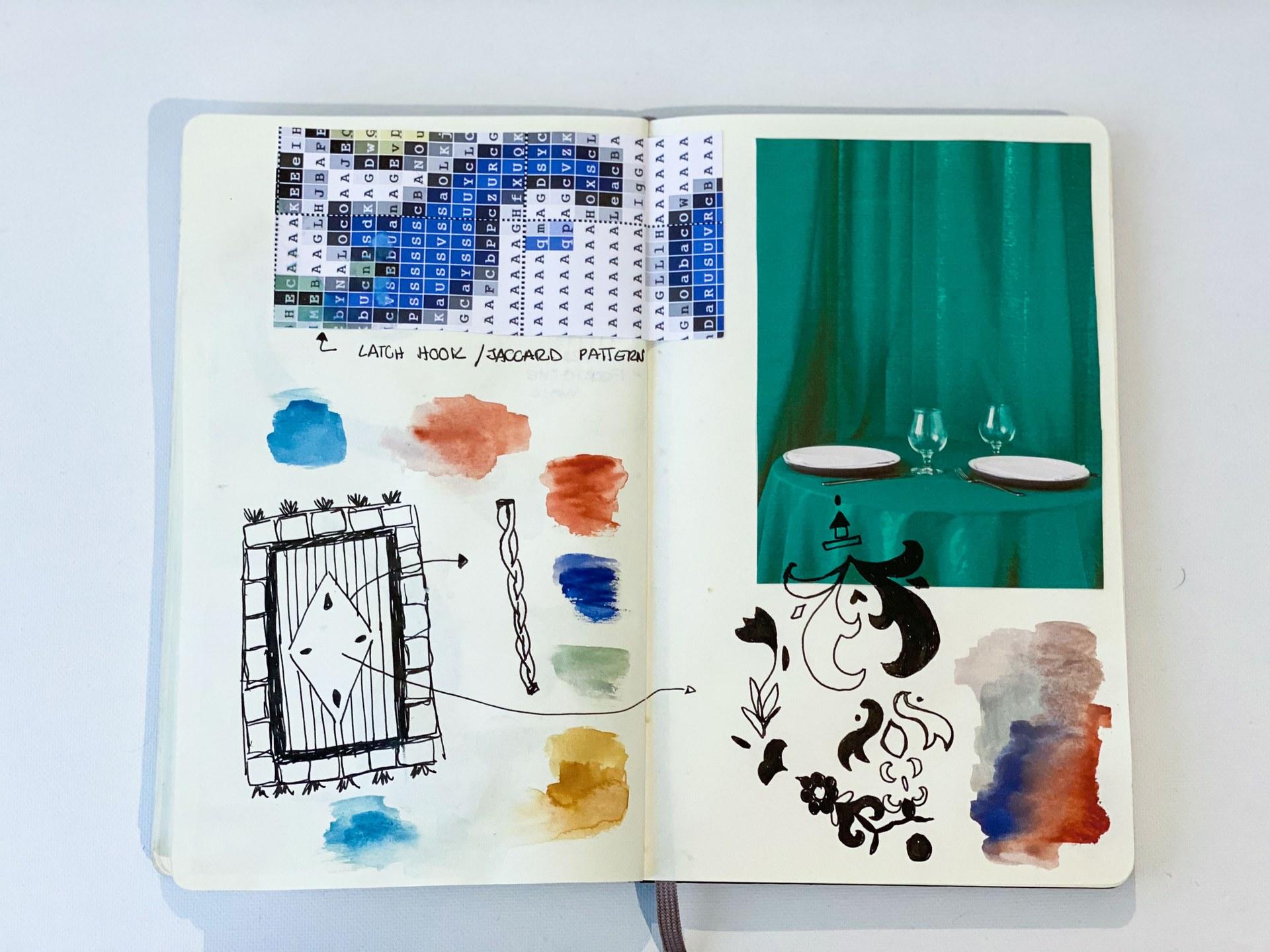 Untitled Handmade Collage
