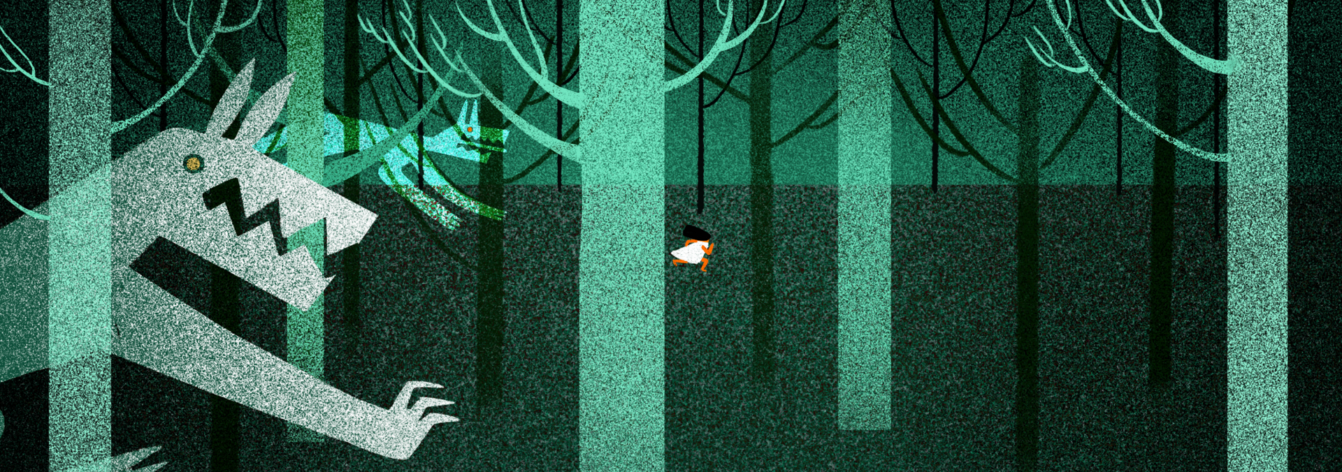 Lonely Woods