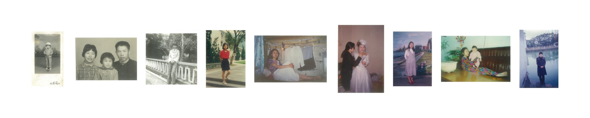 The Photos of my mother
