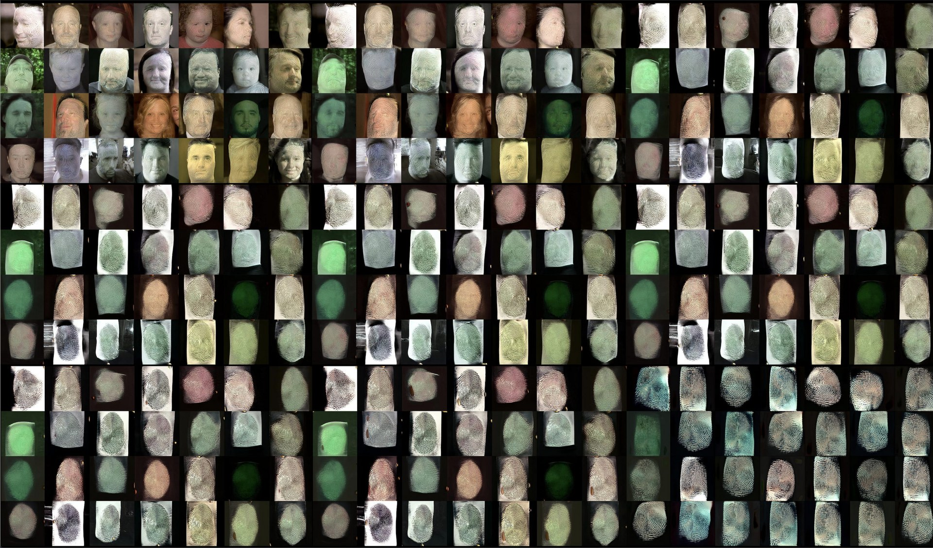 GAN Fingerprints