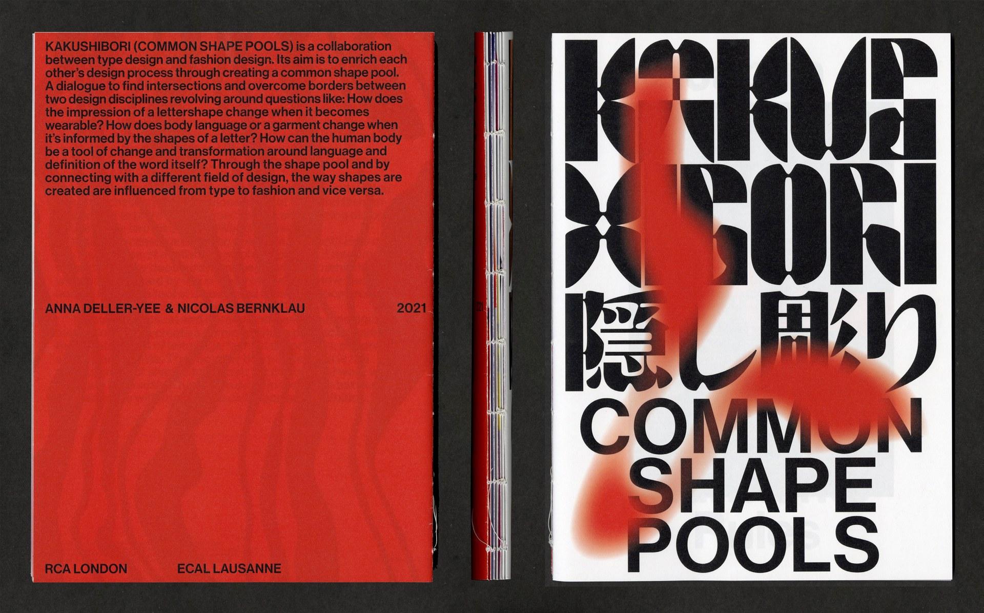 [Common Shape Pools with Nicolas Bernklau, ECAL Lausanne]