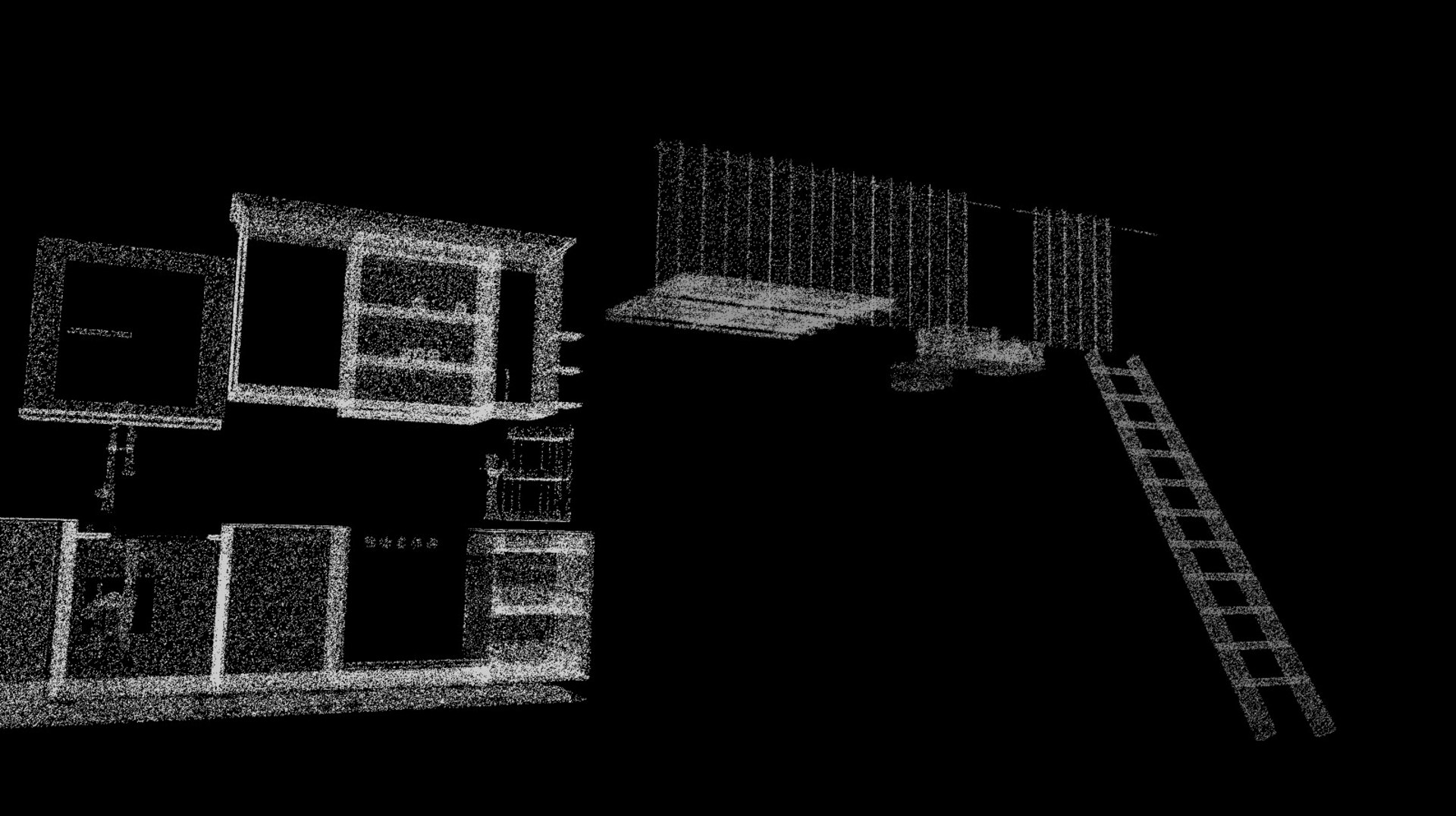Memory Reconstruction 02: The Kitchen Hideout