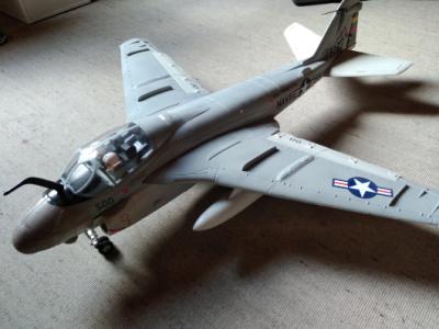A-6E INTRUDER von Freewing