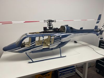 RC Helikopter Bell 429 SuperScale (700er)