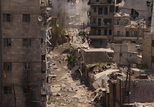 Хитрый и подлый сирийский муж