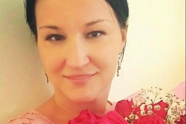 Убитая Анна Гюн (Каргополова)