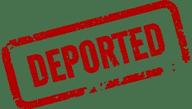 Почти депортировали