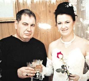 Томас и Ирина Кокс