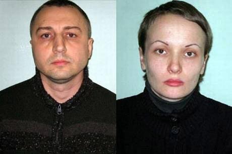 Сергей Конарт и Екатерина Колесникова
