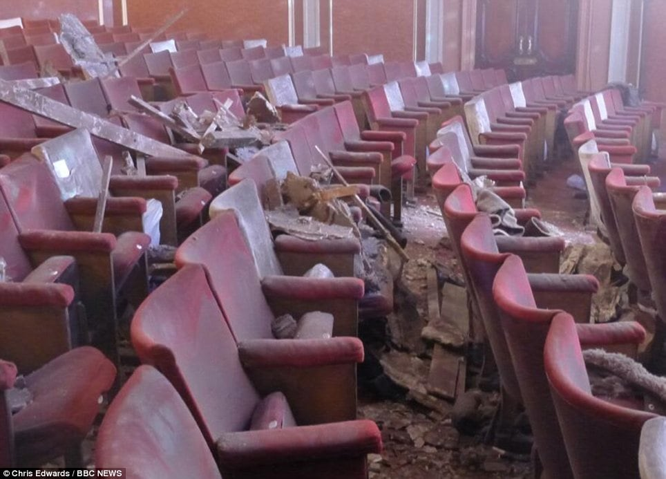 Зал театра Аполло