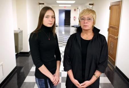 Мать Ольга и сестра Вера