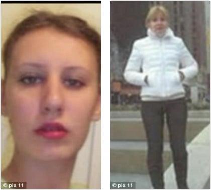 Ольга Аннаурма и Валерия Кузьмина
