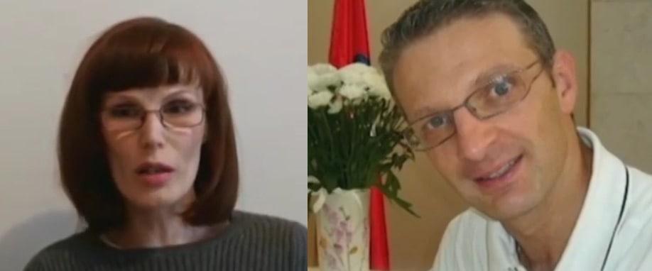 Ольга Романова и Паоло Андреаус