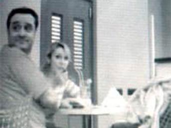 Сарпер Йетис на встрече