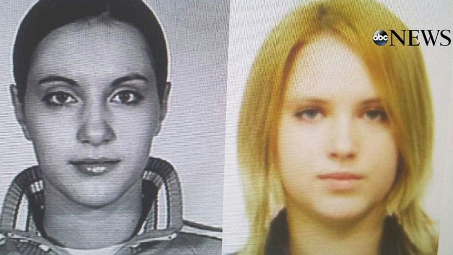 Татьяна и Мария Черных