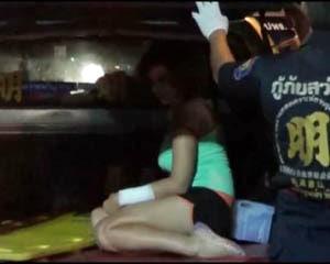 Россиянка пыталась покончить с собой в Таиланде