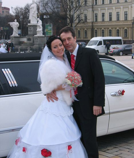 Барри Принг и Анна Зюзина