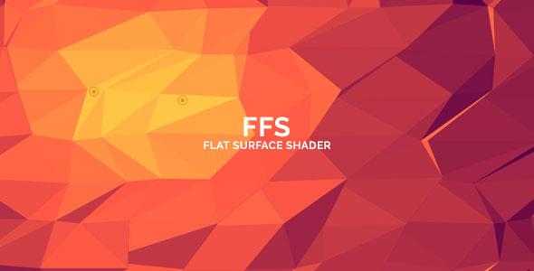 Flat Surface Shader