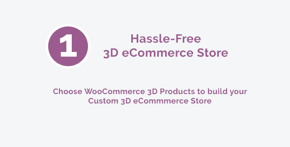 Woocommerce 3D Products - 13