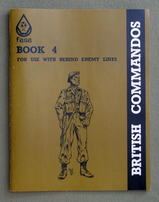 British Commandos: Book 4, Behind Enemy Lines, TM 004-82
