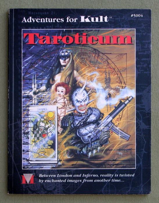 Taroticum: Where London Meets Inferno (Adventures for Kult)