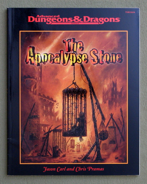 The Apocalypse Stone (Advanced Dungeons & Dragons)