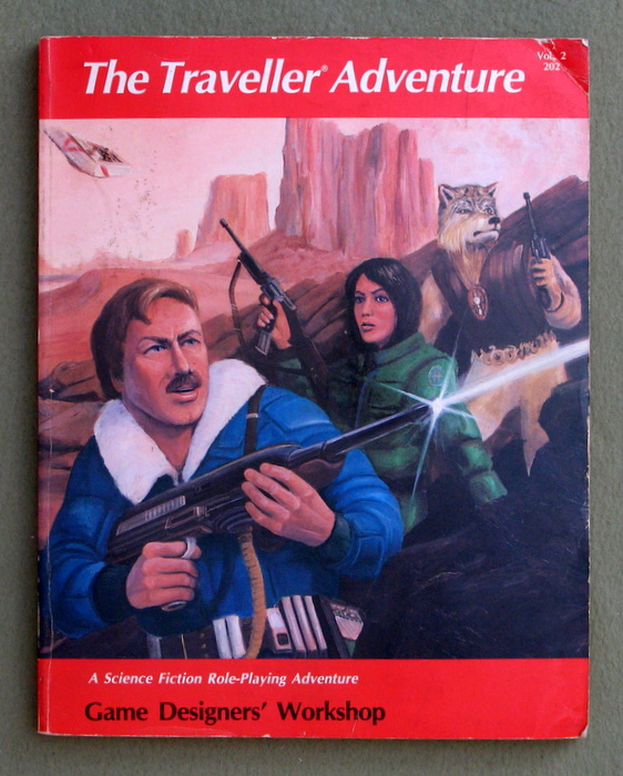 Image for The Traveller Adventure - PLAY COPY