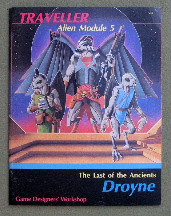 Image for Droyne (Traveller Alien Module 5)